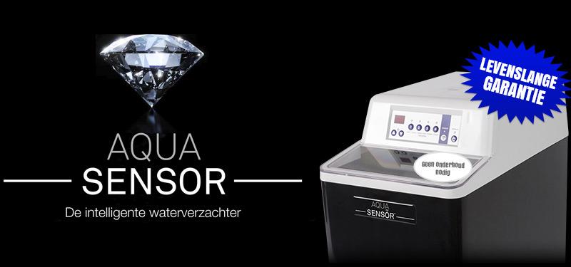 Intelligente Waterontharder Aqua Sensor
